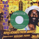 Lee Perry & Silvertones - Standing On The Hill / Shenley Duffus (Upsetter / Reggae Fever) 7""